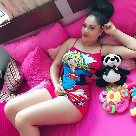 Nadia buari nude pics