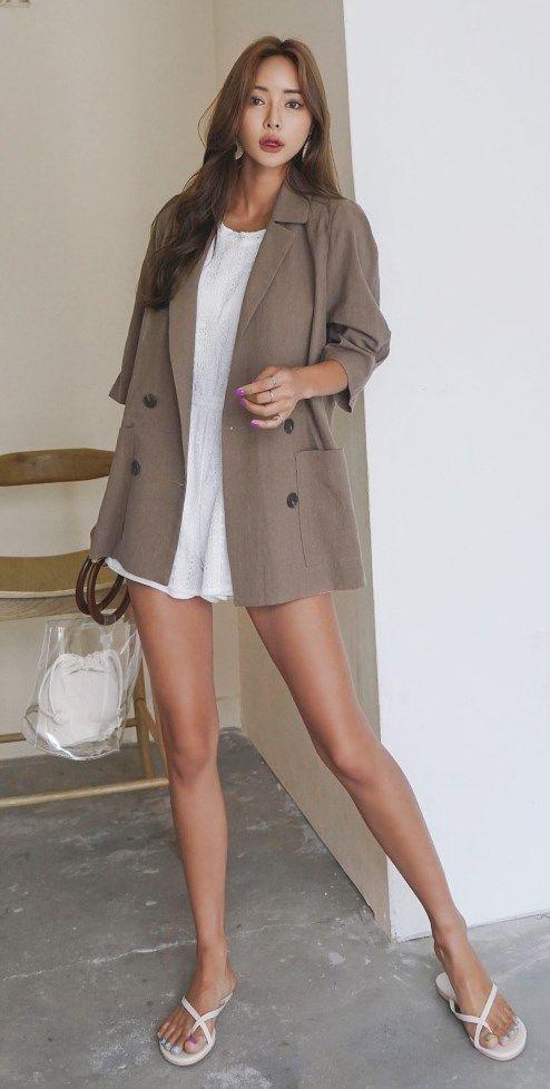 bab0e32d8f0 Korean Fashion Online Store 韓流 Trends Luxe Asian Women 韓国 Style Shop korean  clothing Freesia banding Dress Luxe Asian Women Design Korean Model Fas…