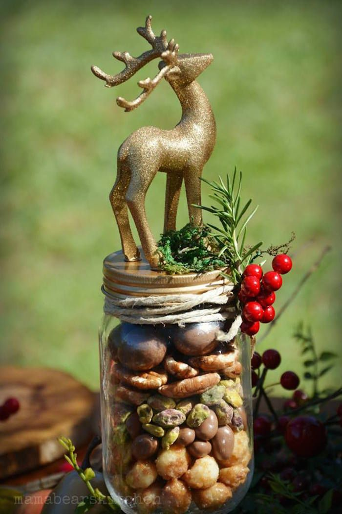 Rustic Vintage Woodland Party Christmas Birthday Planning