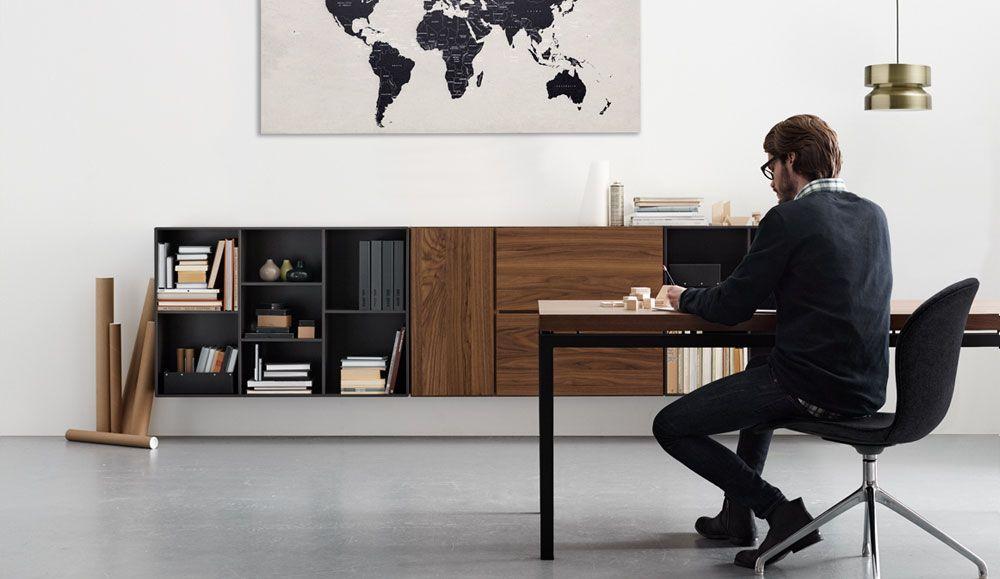Home Office, Living Room, Boconcept, Furniture, Turntable, Home Offices,  Living Rooms, Office Home, Family Rooms