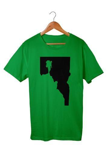 Man Hiker T-Shirt  #Apparel  #GoOutLocal #OnlyinIdaho #Boise #MensTShirt #Hike