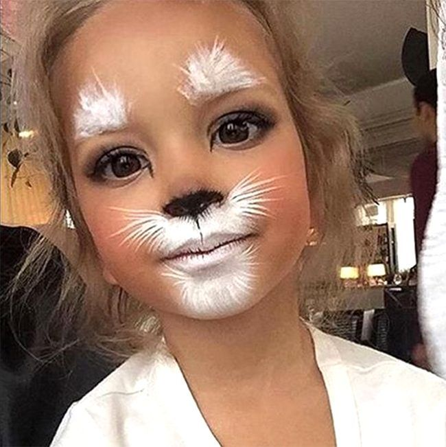 Cat Kids Makeup - Cute Kids Halloween Costumes! Over 25 of the Best DIY Halloween Ideas to inspire you on Trick or Treat night!  sc 1 st  Pinterest & Cat Kids Makeup - Cute Kids Halloween Costumes! Over 25 of the Best ...