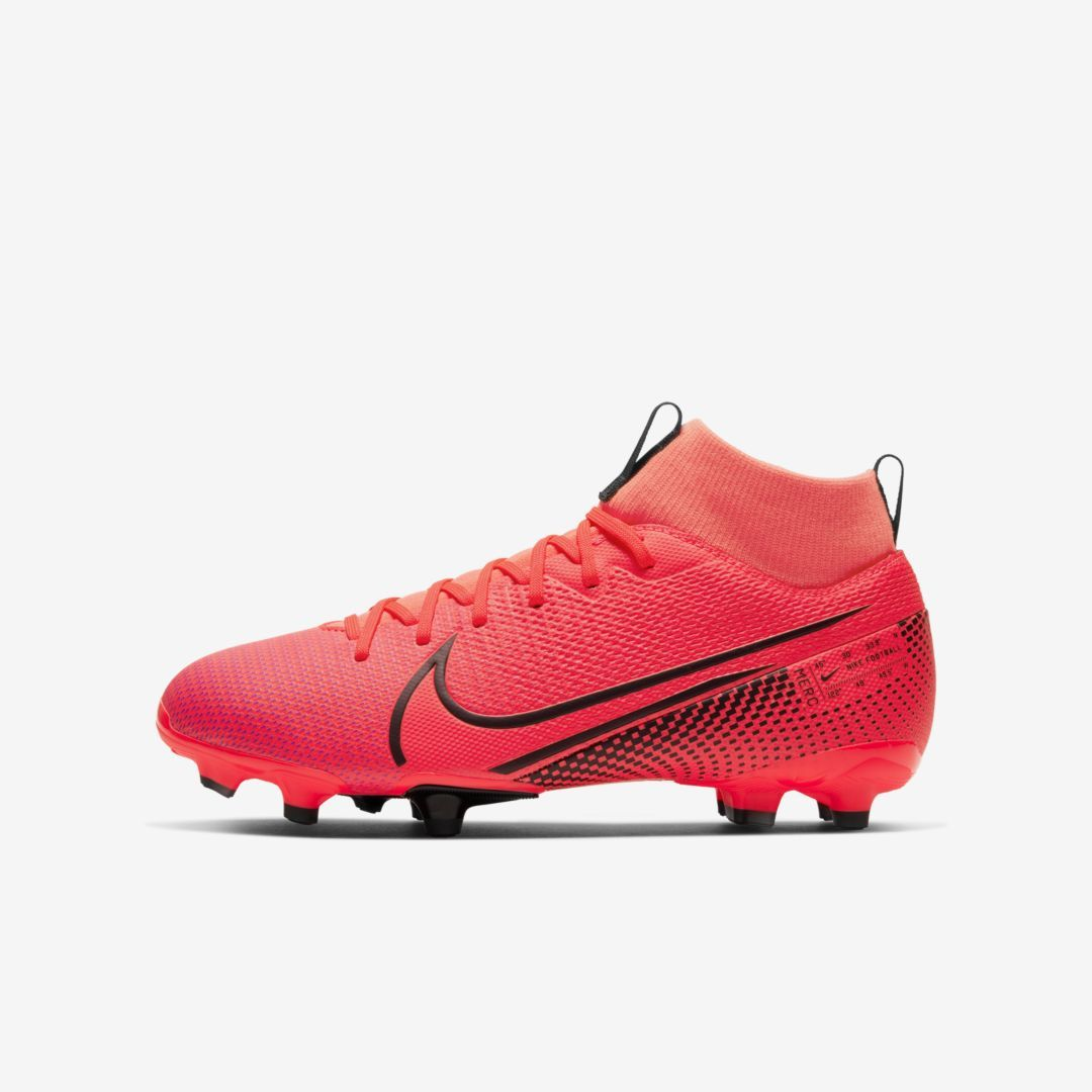 Nike Jr Mercurial Superfly 7 Academy Mg Kids Multi Ground Soccer Cleat Nike Com In 2020 Soccer Cleats Superfly Soccer Shoes