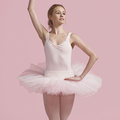 Ladies Professional Ballet Tutu 5Layers Hard Organdy Platter Tutus Skirt M L XL