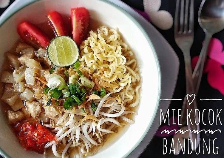 Resep Mie Kocok Bandung Oleh Meita Adityani Resep Makanan Dan Minuman Resep Masakan Asia Masakan Asia