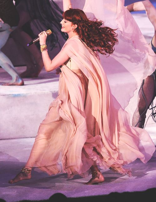 Goddess Florence Welch Florence Welch