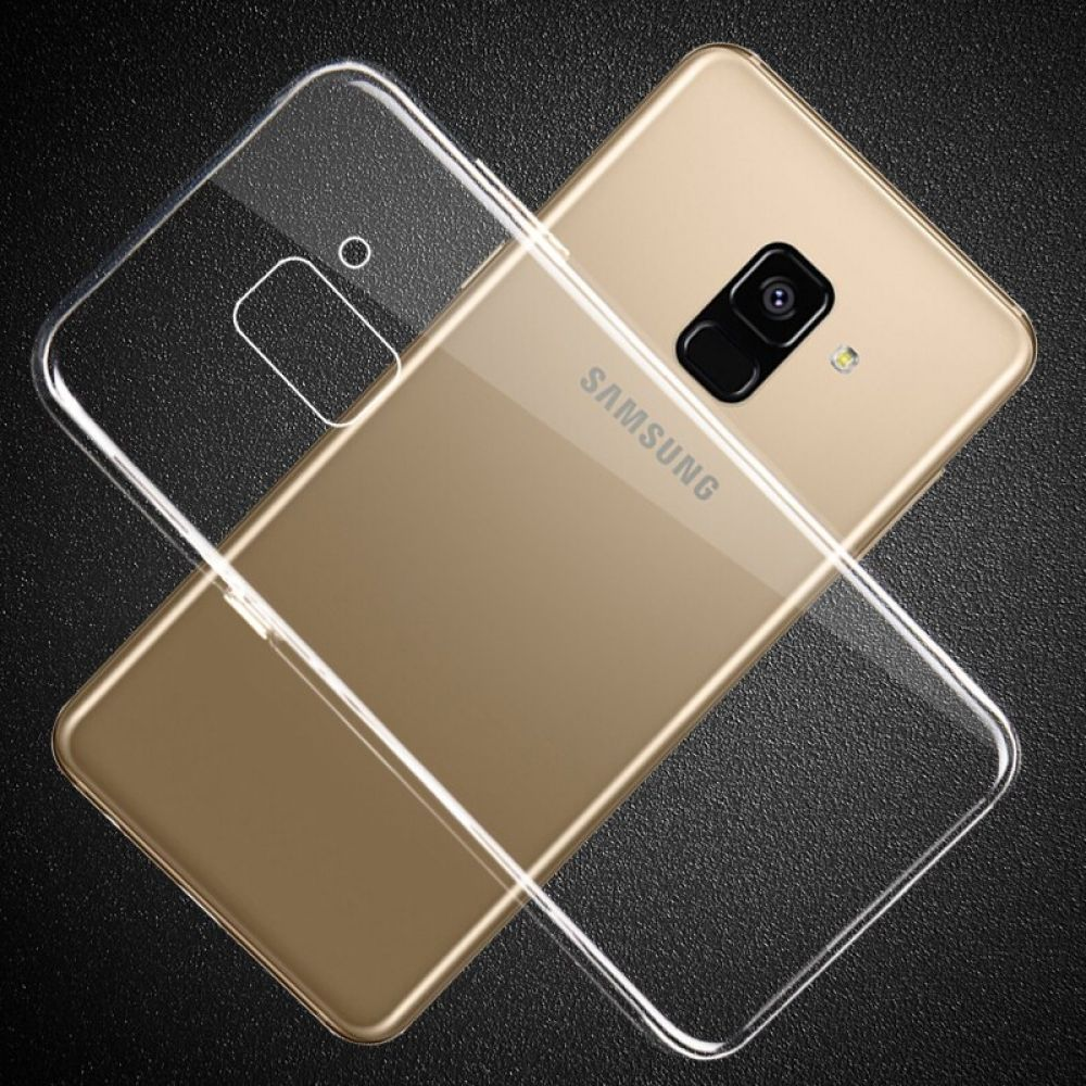 Ricestate Tpu Case For Samsung Galaxy A6 2018 A6s Transparent Silicone Soft Clear Back Cover For Transparent Silicone Samsung Galaxy Samsung