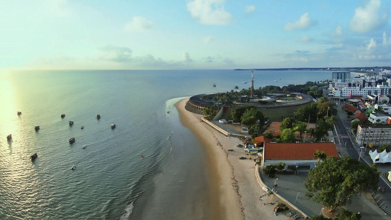 Praia de Tambaú - João Pessoa, BRASIL Paraíba (by Max Levay)