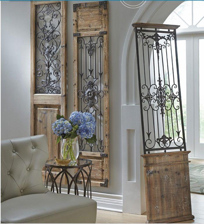 Home Decor Discounts: Gate Wall Decor @Grandin Road