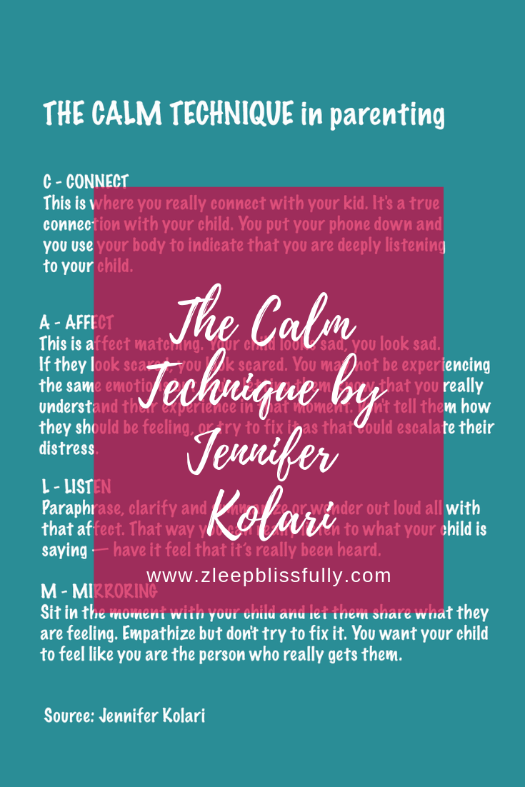 The Calm Technique By Jennifer Kolari Stressed Mom Parenting Advice Working Moms Career Option Paraphrase