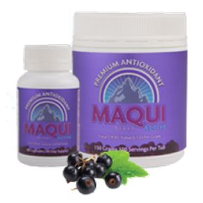 Maqui Berry is grown only in the Patagonia Region of Chile. This unique deep-purple berry is wild harvested only once a year. As with most other fruits, berries found in the Equatorial or Arctic regions of the world are more potent and contain higher antioxidant levels than fruits grown in milder climatic areas.