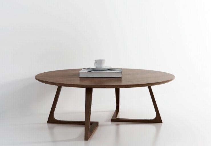 Minimalist Coffee Table Styling