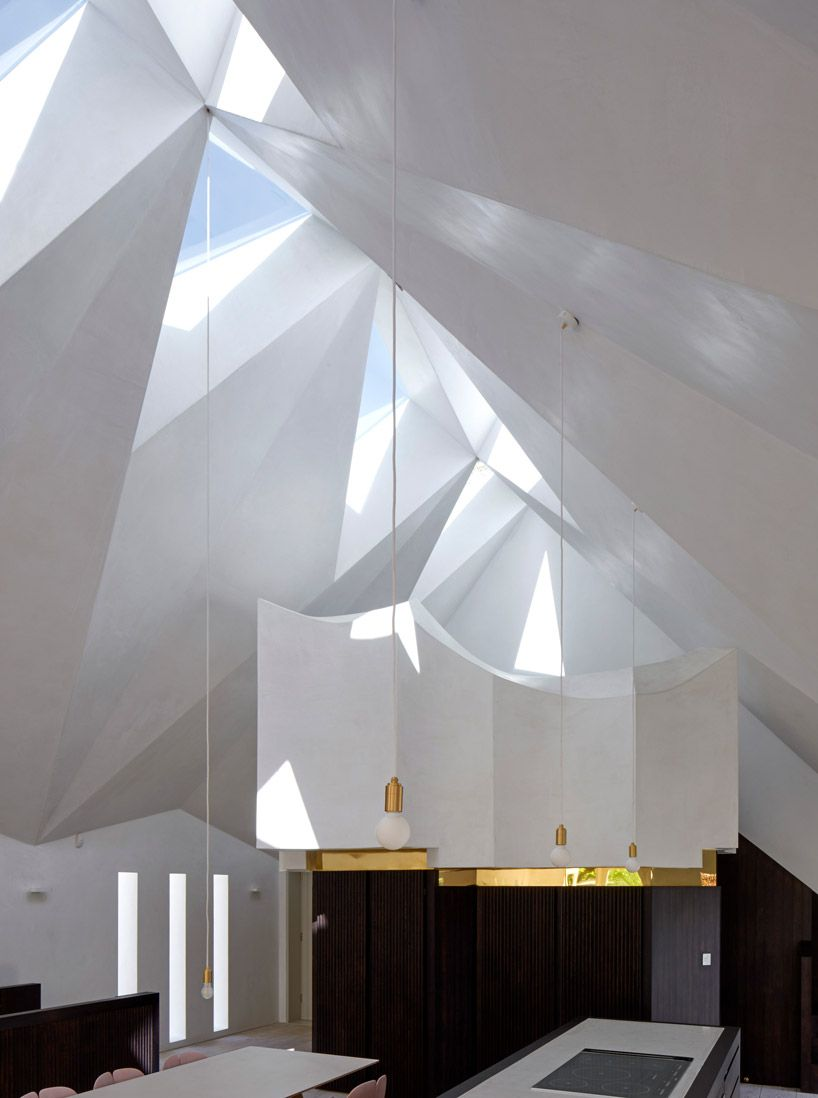 Best Craftworks Applies Triangular Skylights To Convert London 400 x 300
