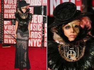 looks, lady gaga, routes, vma, estranhos