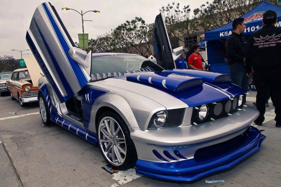 So Cool In Blue Car Shows Pinterest Mustang Cars And Car - Cool cars mustang