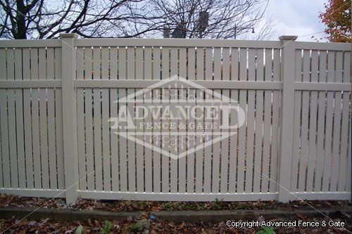 Advanced Fence Gate Is A Full Service Chicago Based Vinyl Contractor Contact At