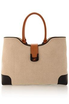 Fendi Chameleon Large Beige Bag - the perfect ultimate business woman bag. dd71c37540a54