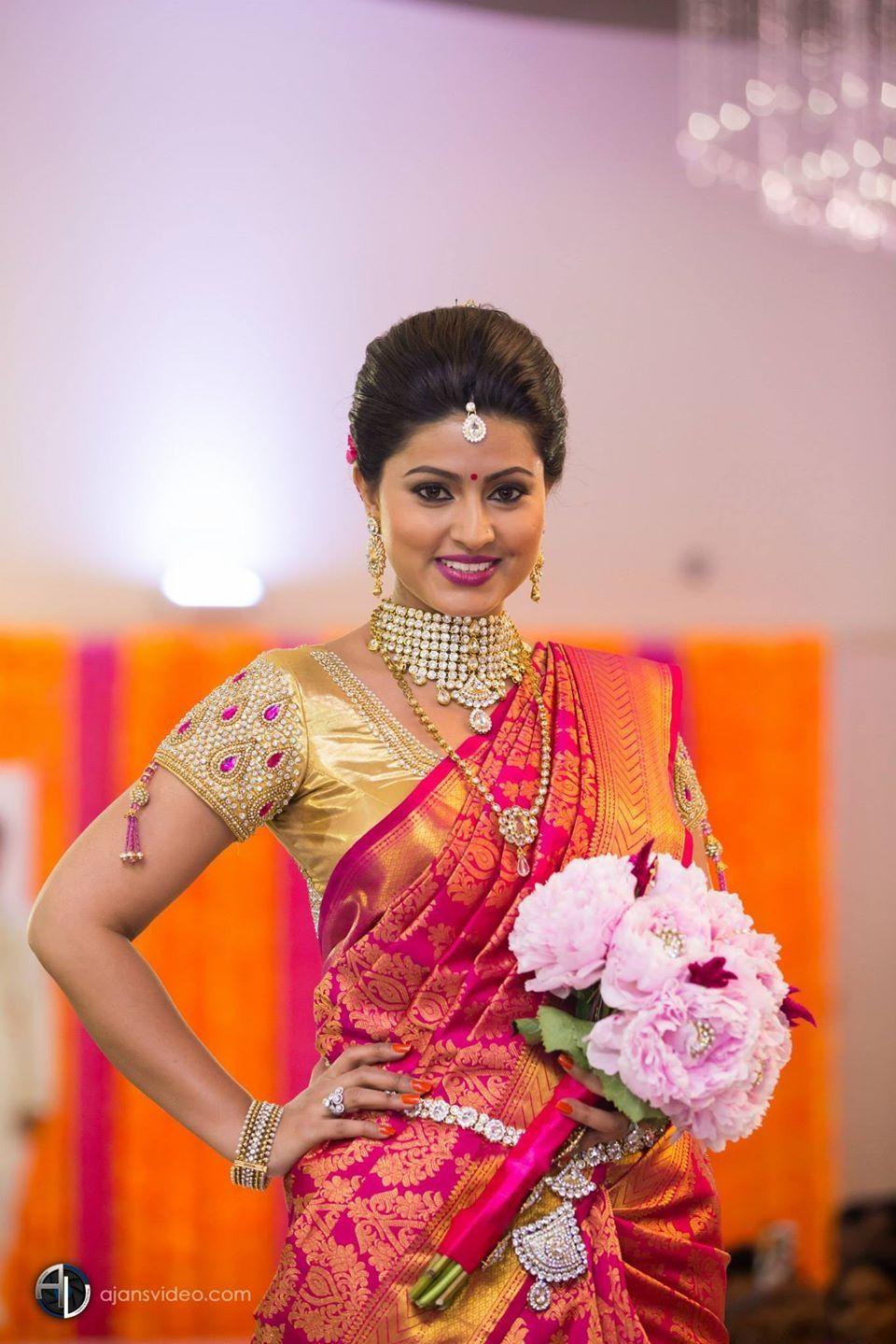 Actress Sneha at Swayamvaraa Fashion Show, London. South