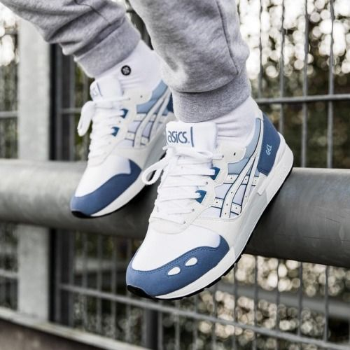 new styles a4dcd 067fb asics gel lyte pigeon blue