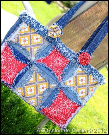 Free Rag Quilt Patterns Have To Say I Really Like The Outdoor