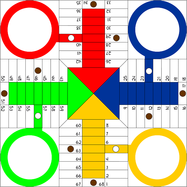 Free image on pixabay ludo game game board for Plateau report designer