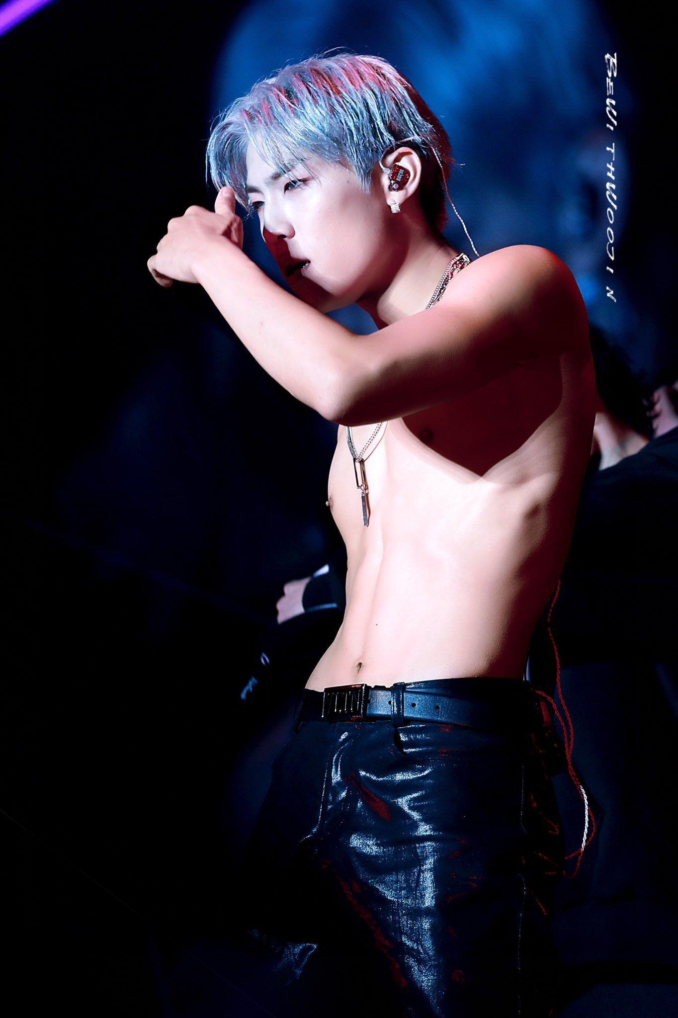 Bewithwoojin On Twitter Kpop Guys Korean Idol Shirtless