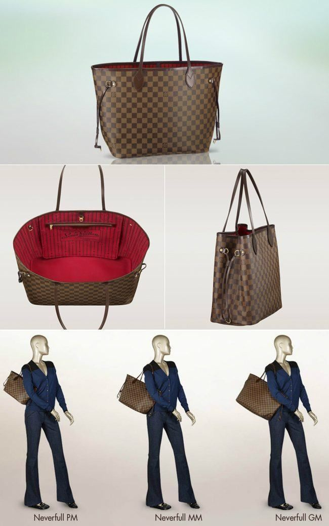 ffaf4c5da It Bags: Neverfull ou Speedy? | Louis vuitton | Louis vuitton, Louis ...