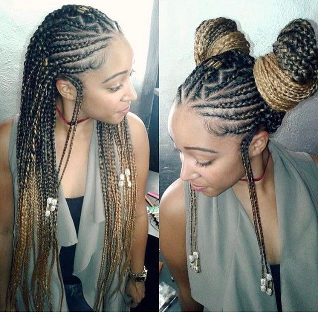 Image Result For African Braids Natural Hair Styles Hair Styles African Braids Hairstyles