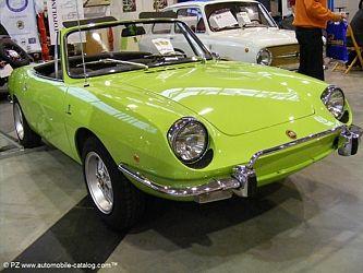 1969 Fiat 850 Spider Fiat 850 Fiat Fiat Cars