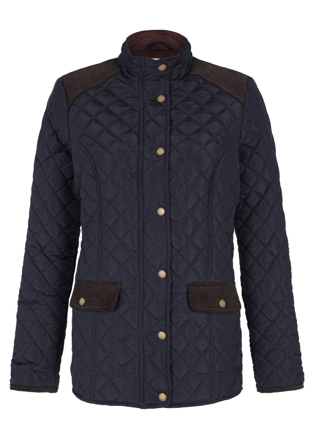 Quilted Jacket Matalan Country Style Pinterest Quilted