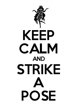 keep calm and strike a pose keep calm and carry on pinterest rh pinterest com black metal logo creator online black metal name logo generator