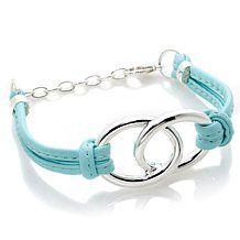 "Roberto by RFM ""Bikini Line"" Cord Bracelet"