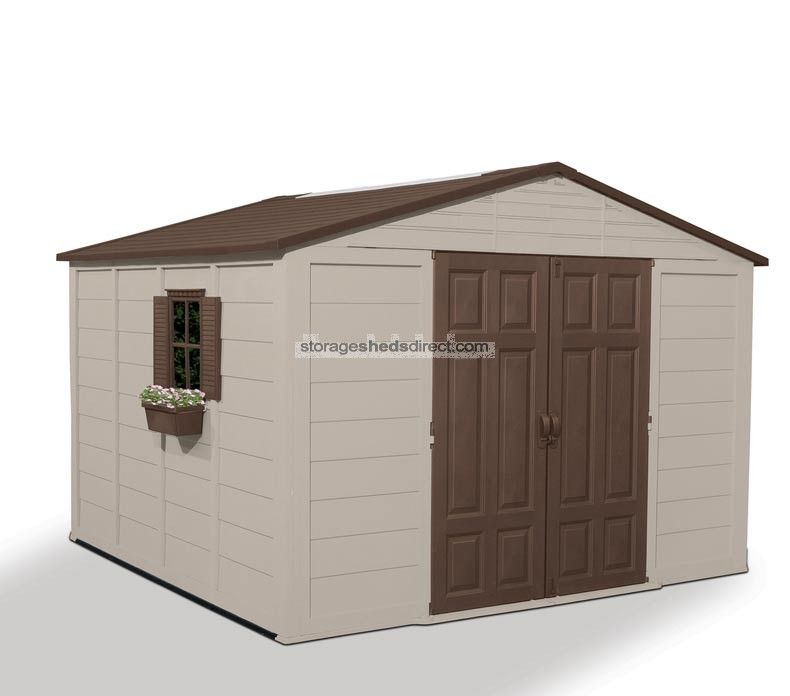 Suncast 10x10 Shed With Images Outdoor Sheds Shed Sheds For Sale