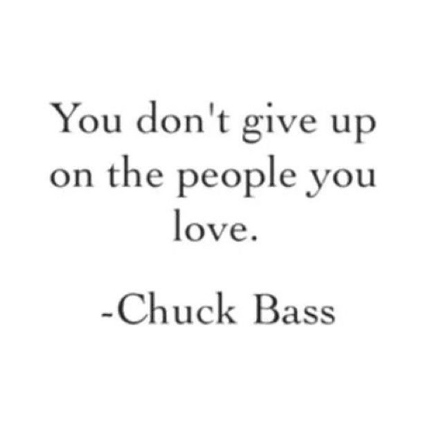 Chuck Bass is Awesome