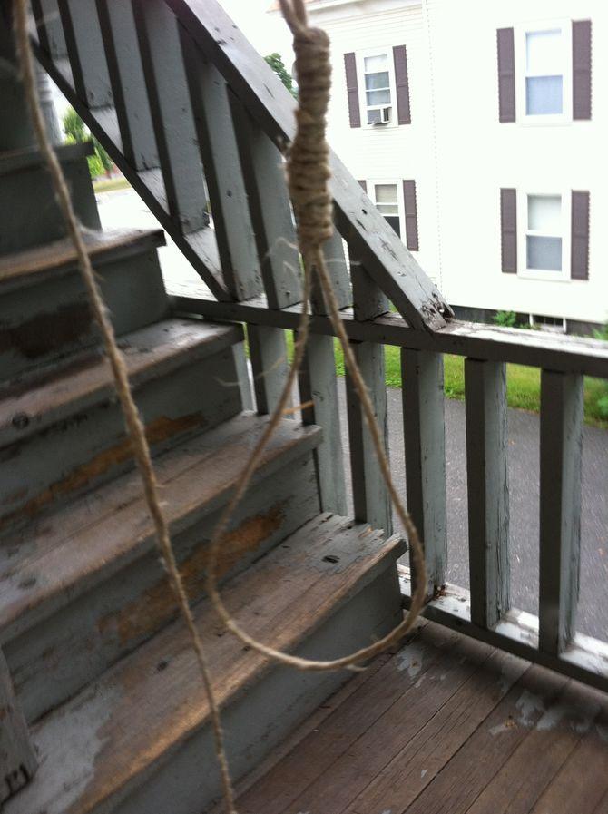 Tie a hangmans noose strength tie a hangmans noose ccuart Image collections