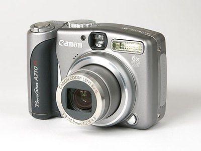 Canon Powershot A710 Is 7 1mp Digitalkamera Metallic Grey Kit Mit Is Sparen25 Com Sparen25 De Sparen25 Info Powershot Digital Camera Camera Comparison