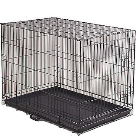 Prevue Hendryx Economy Dog Crate - Free Shipping Free Shipping on ...
