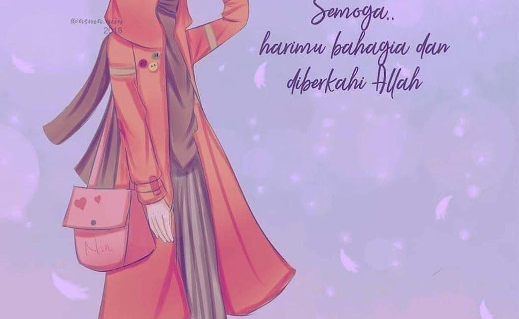 Baru 30 Gambar Kartun Islami Hijrah 50 Gambar Kartun Muslimah Bercadar Cantik Berkacamata Download Stickers Cute Hijab Muslimah Islamic Di 2020 Kartun Gambar Lucu