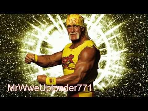 Wwe Hulk Hogan Theme Song Real American | Wwe superstar ...