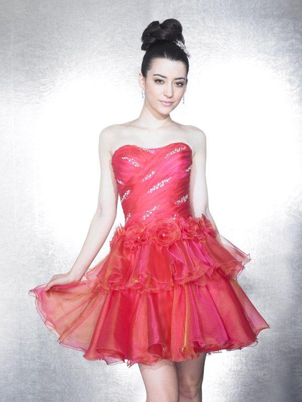 short prom dress | Clothes | Pinterest