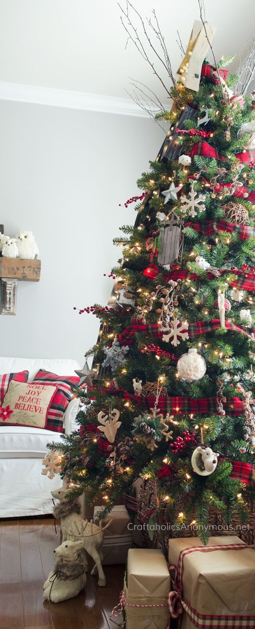 Christmas Tree Decorating Ideas -   wwwluxuryguugles