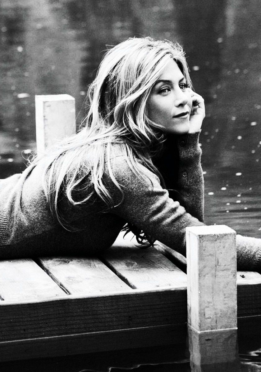 """""""There are no regrets in life, just lessons."""" - Jennifer Aniston. This would be a good pose to take of kids at fishing camp..."""