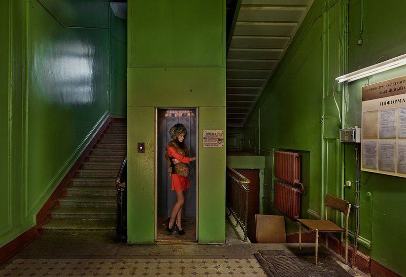 © Frank Herfort | Time In Between - Fairy Tale Of Russia