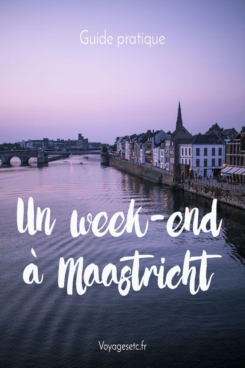 Que Faire A Maastricht Visite Guidee Et Bonnes Adresses Maastricht Villes Du Monde Visite Guidee