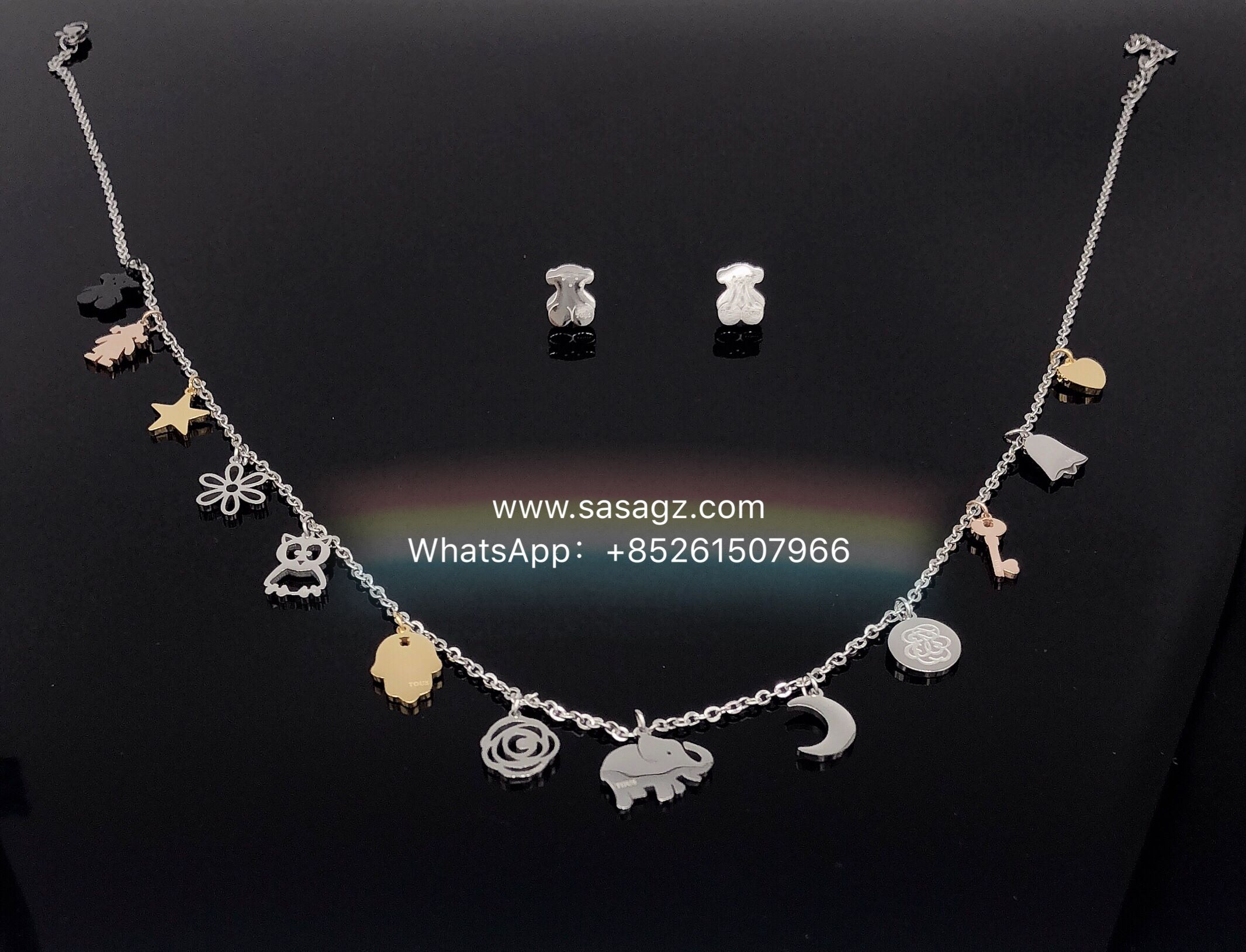 40+ Stainless steel tous jewelry wholesale ideas in 2021