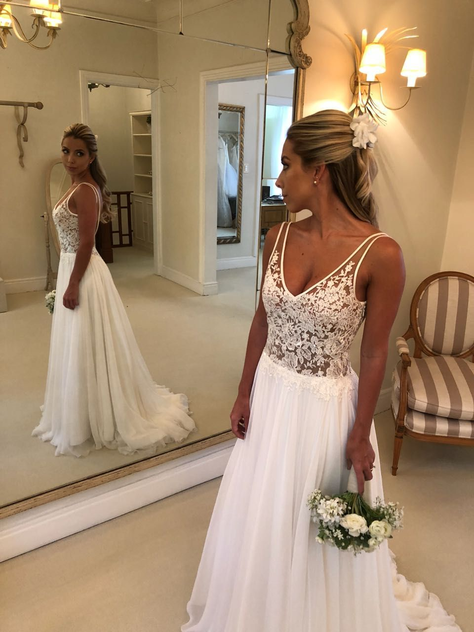 Bryllupskjole in 16  Kleider hochzeit, Strandhochzeitskleid, Braut