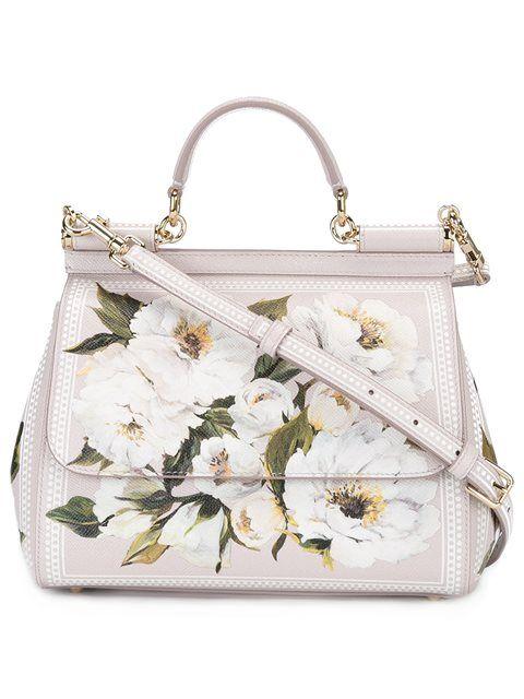 679a067a2 Shop Dolce & Gabbana 'Sicily' tote. 1750 euro c'factor choice personal  shopper follow me