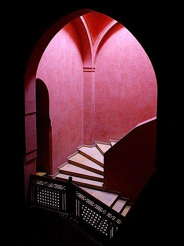 Marrakesh Mikä väri! Ihan mielettömän upean näköinen - ylpeästi ja rohkeasti värikäs.