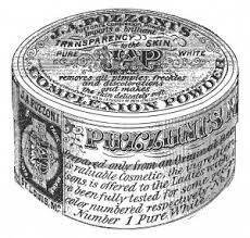 Pozzoni's Complexion Powder