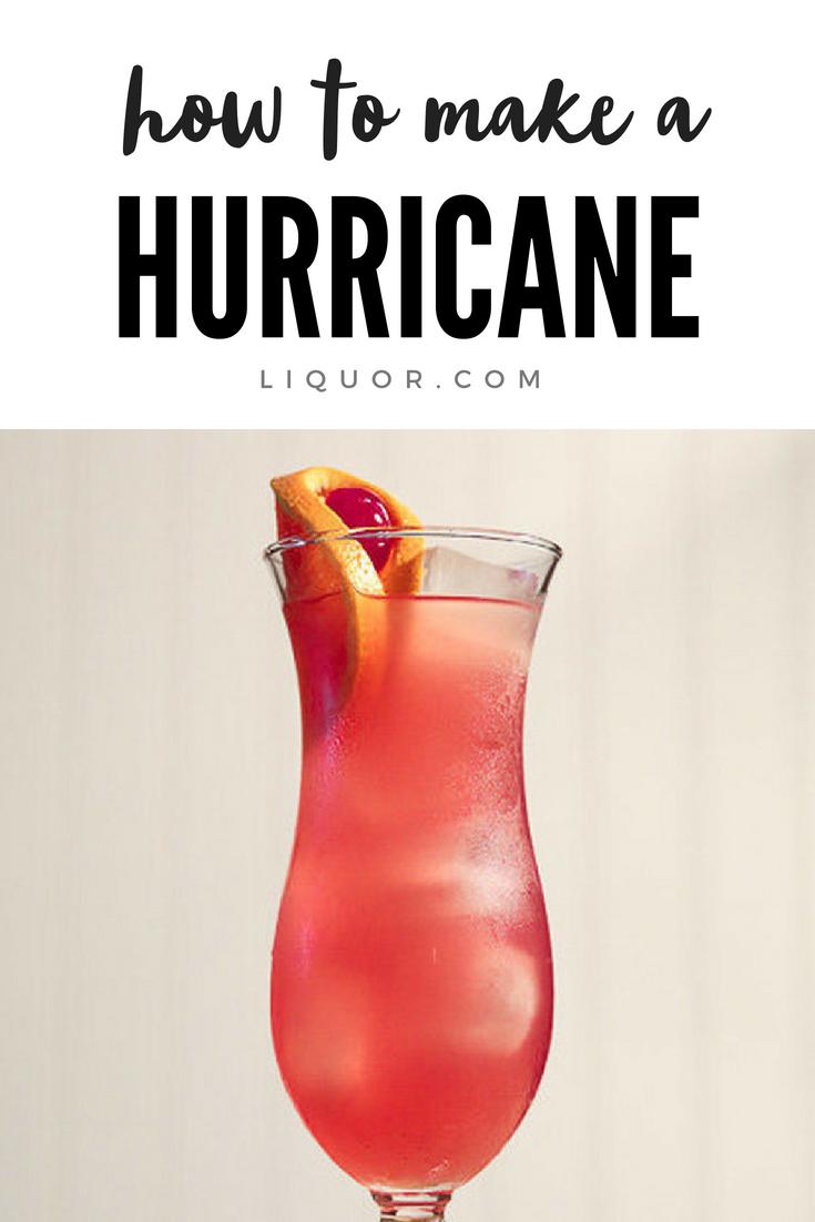Hurricane Recipe Hurricane Drink Recipe For A Crowd Mardi